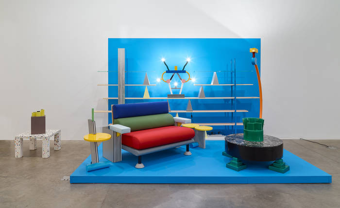 Group Exhibition The Memphis Group New York 2014